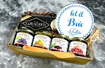 Wine Jelly-Brie Baker Kit