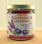 Blueberry & Lavender Champagne Jelly